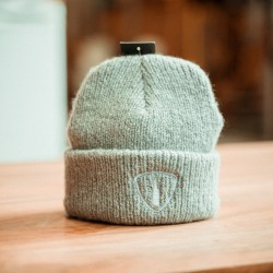 BLZ BOTTLE WHITE BEANIE