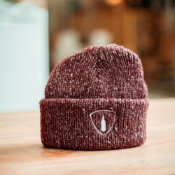 BLZ BOTTLE RED BEANIE